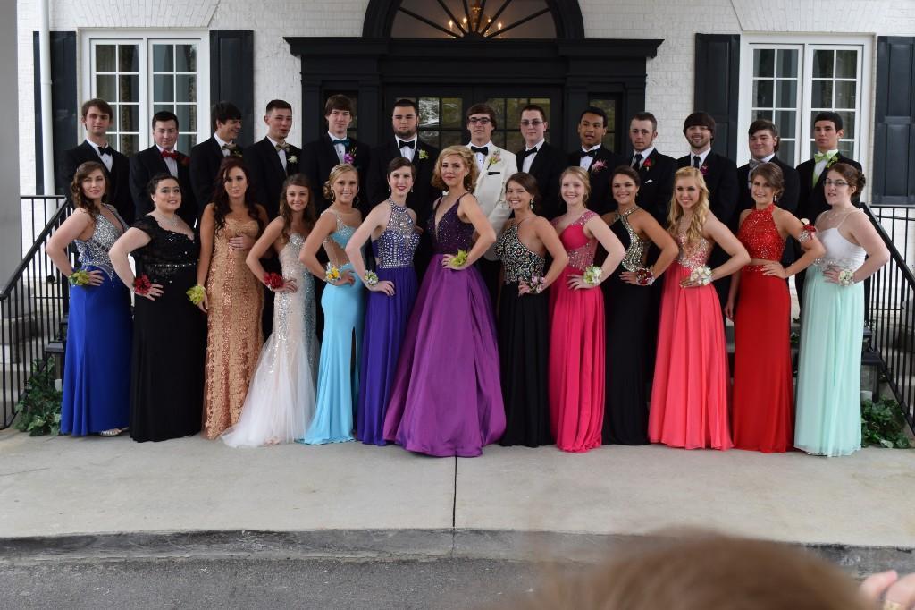 Prom 2016 Senior Picture