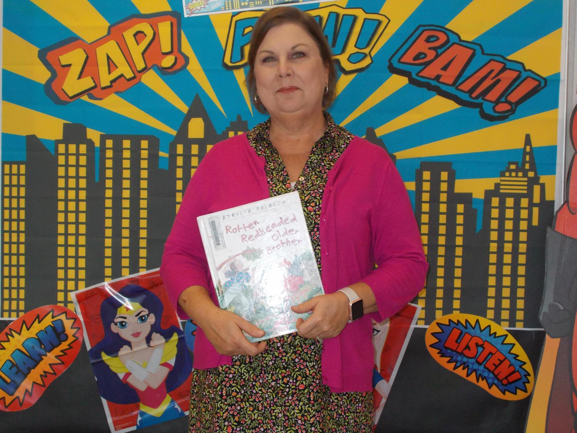 Mrs. Cumbest, Principal