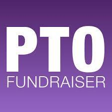 Sign that says PTO Fundraiser
