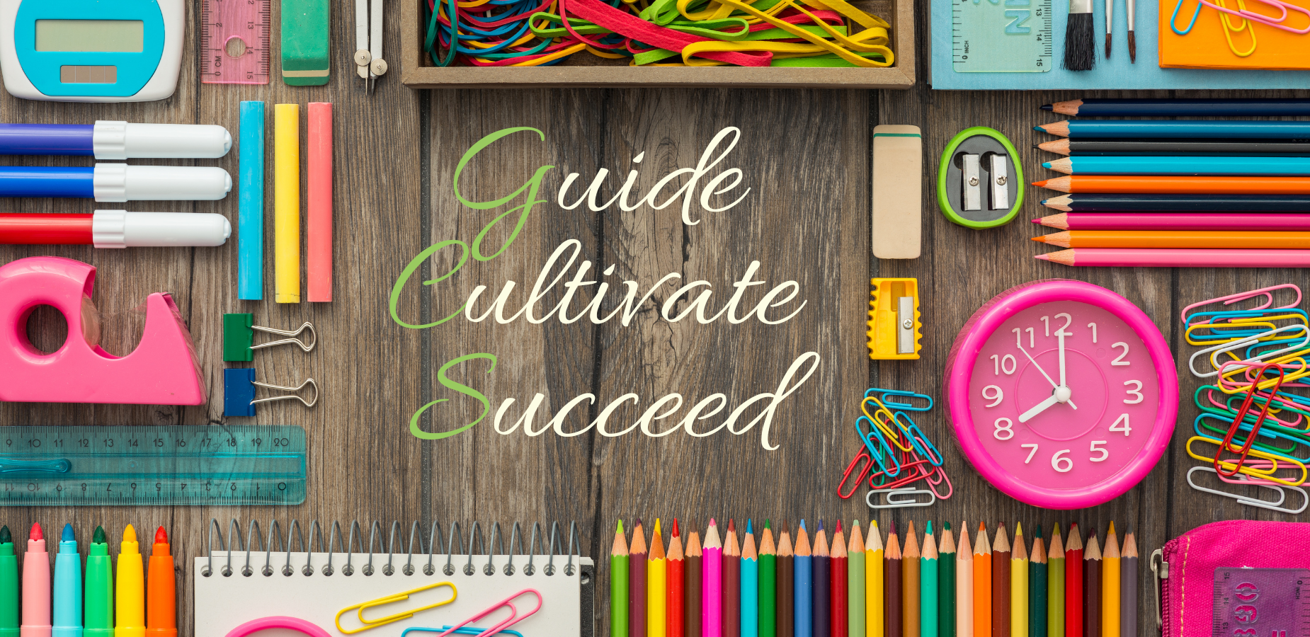 Guide Cultivate Succeed