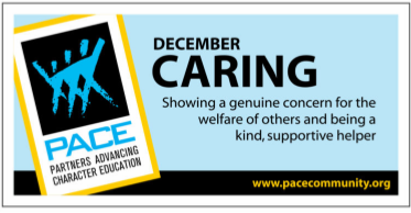 Pace Trait for December - Caring