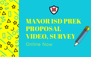 Manor ISD PreK Survey and Video Online New