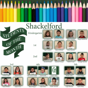 collage of 24 students
