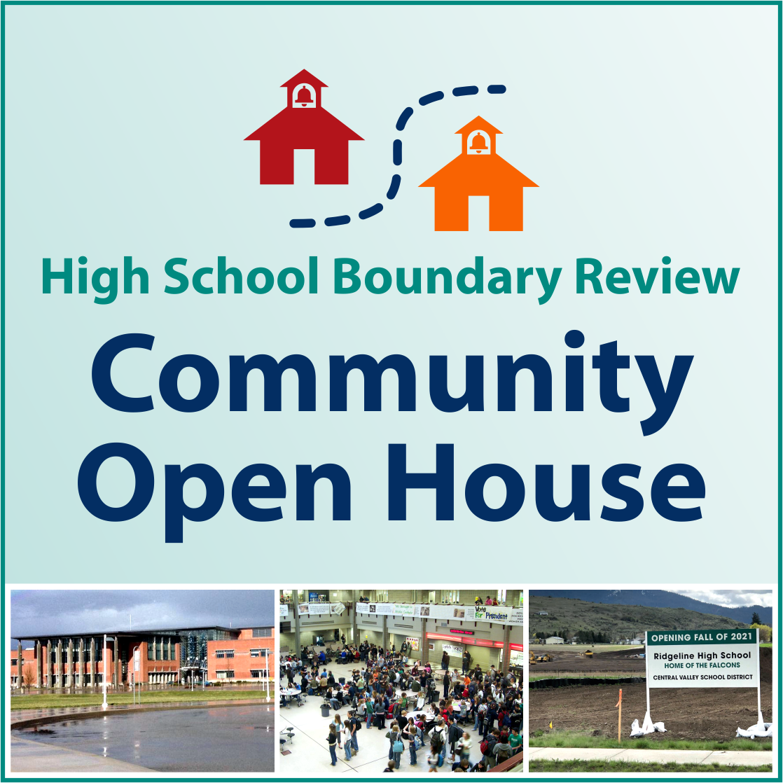 Community Open House Graphic