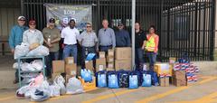 S&B School Supply Donation