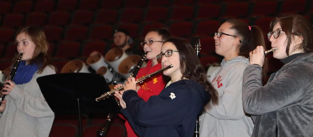 Burgettstown Volunteer FD Marching Band Donation - 020518