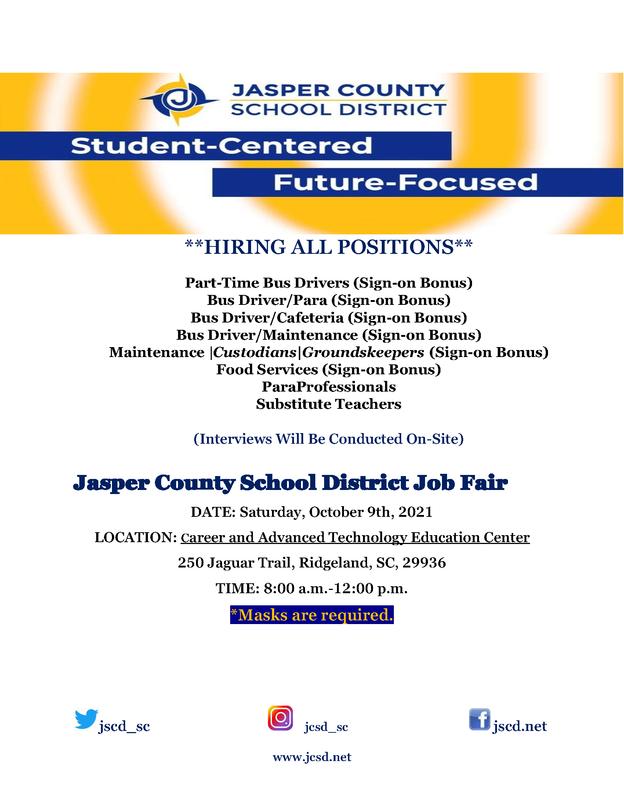 JCSD Job Fair Featured Photo