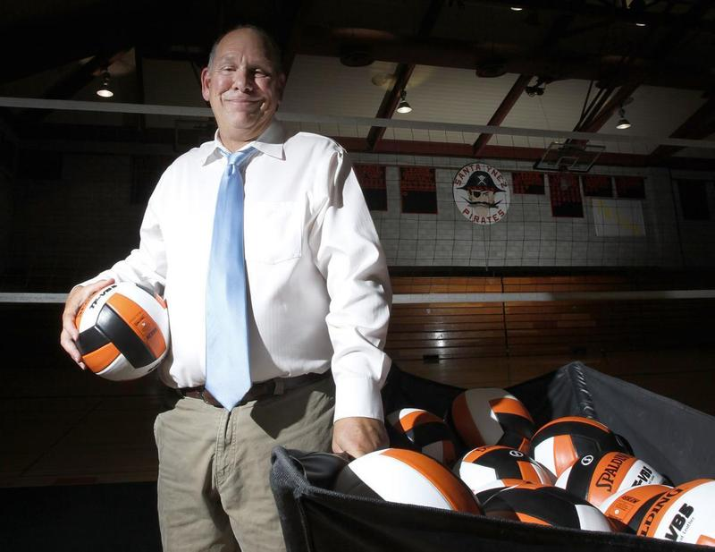 Chip Fenenga, Santa Ynez High's Legendary Volleyball Coach, Retires Featured Photo