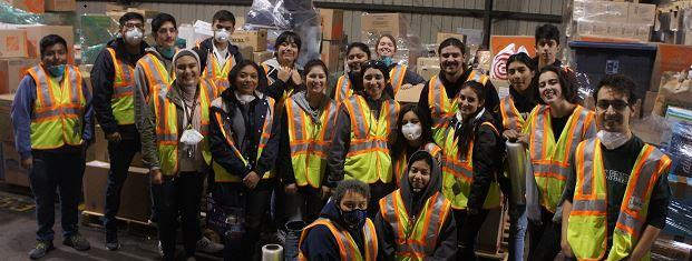LRHS Students Help at Oroville Thumbnail Image