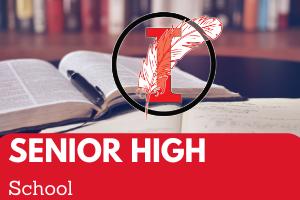 Senior High Button