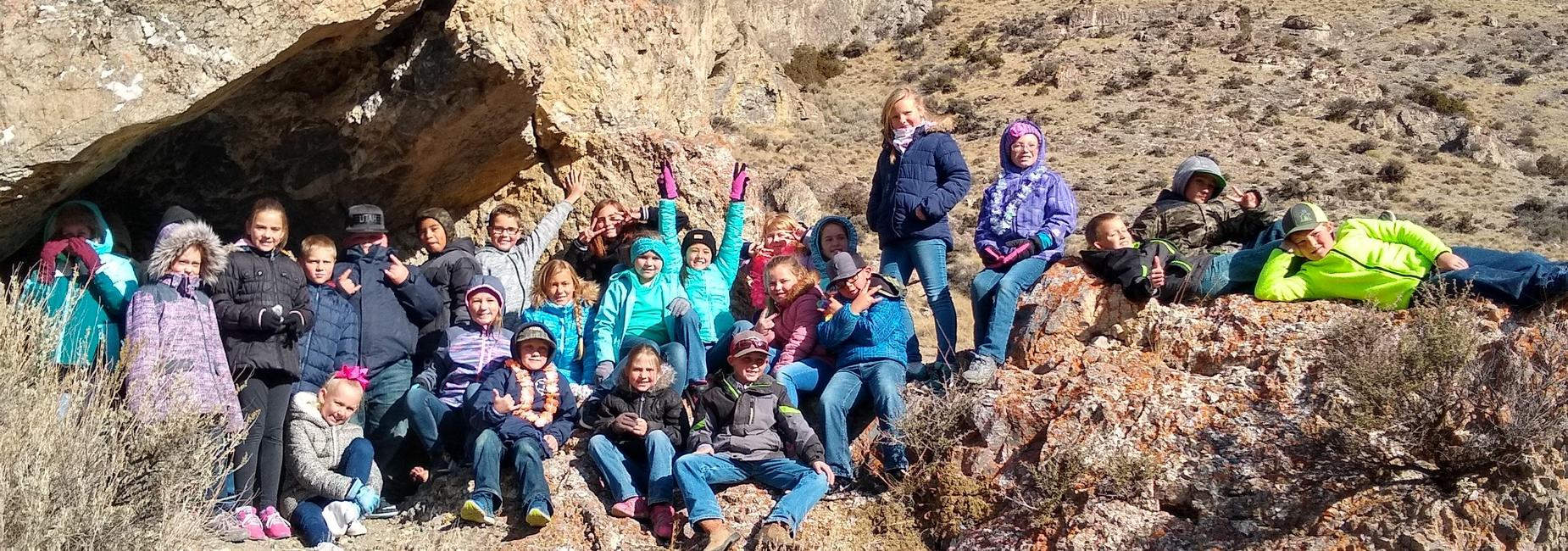 4th Grade Field Trip to Birch Creek