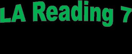 rehfeldt la read 7