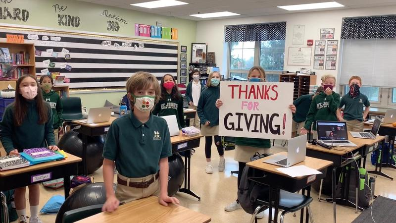Thank You for a Successful Giving Day! Thumbnail Image