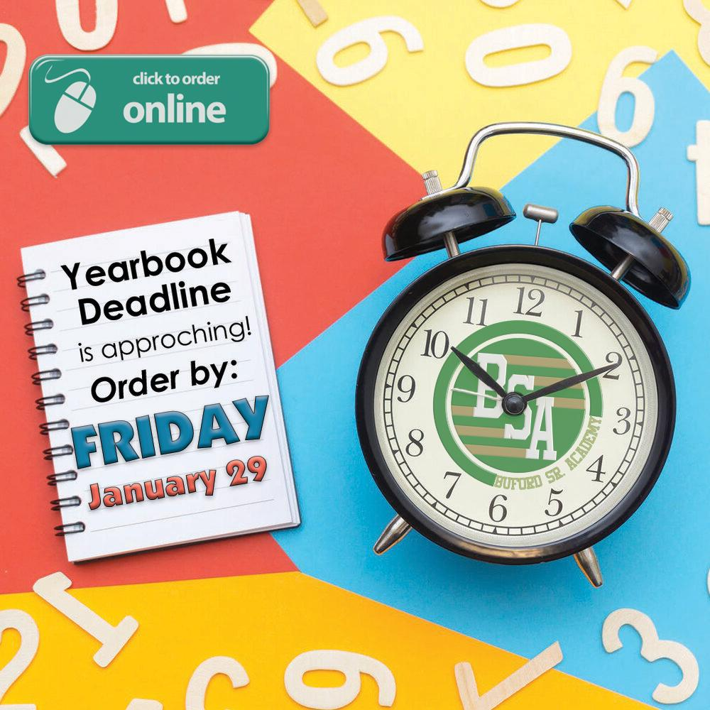 order your yearbook online now