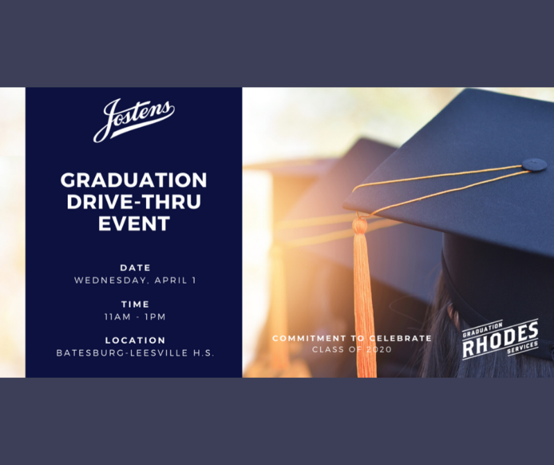 Drive-Thru Event Planned For Senior Cap and Gown Pick-Up