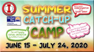 Summer Catch-Up Camp Logo