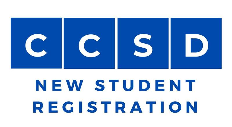 New student registration for the 2020-2021 school year