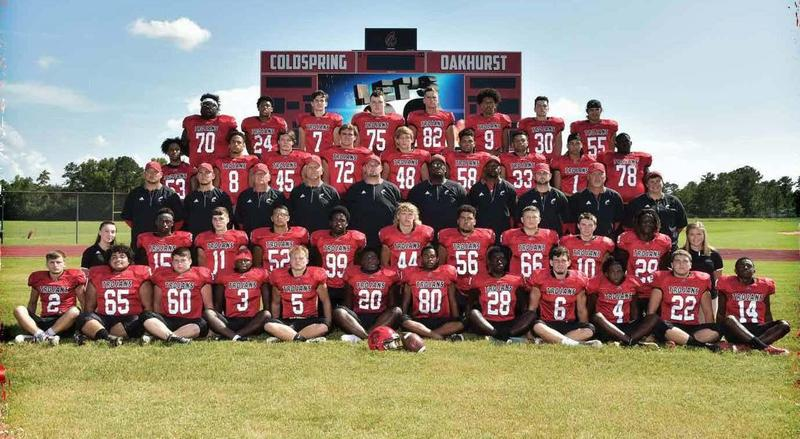Coldspring Football All-District Selections Announced Thumbnail Image