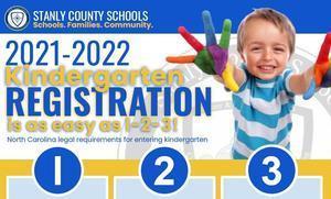 Kindergarten Registration begins on April 1, 2021 Featured Photo