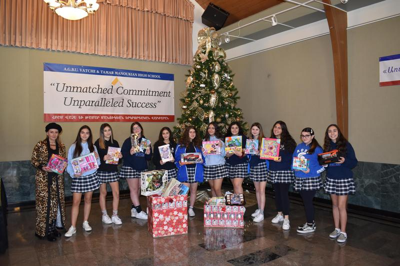 Toy Drive Featured Photo