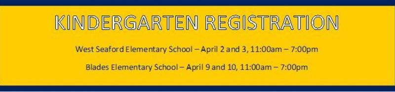 Kindergarten Registration 2019-2020 Featured Photo