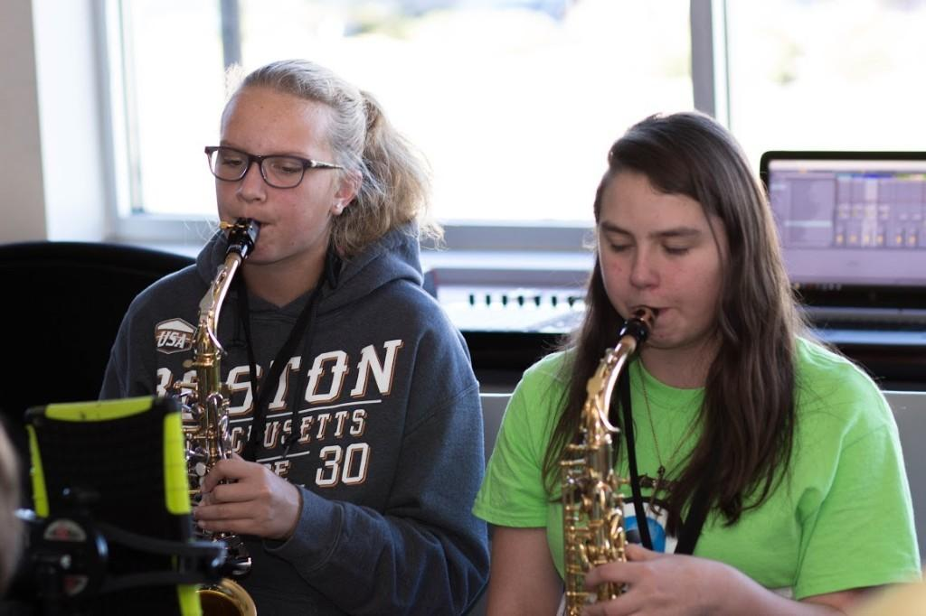 Music is a big deal at STEM
