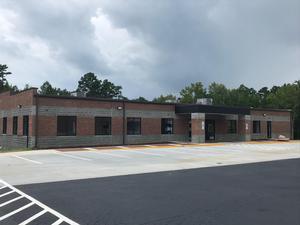 The new Upper School at The Burlington School