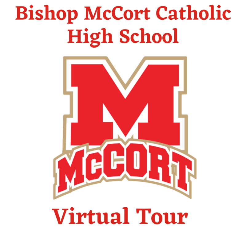 Bishop McCort Virtual Tour Thumbnail Image