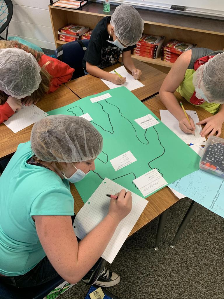 Surgeons are using GEMDAS to solve math problems.