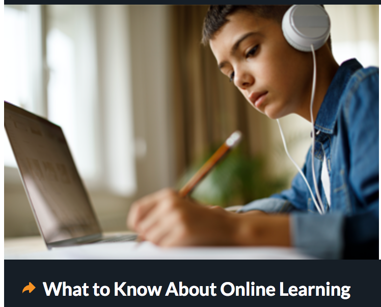 Online Learning - LAUSD Tutorial Videos Thumbnail Image