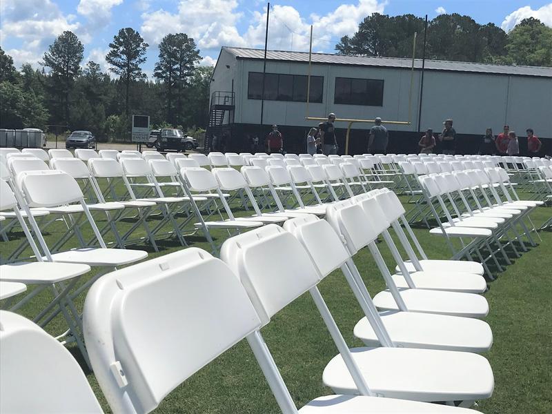 WLHS Graduation Preps