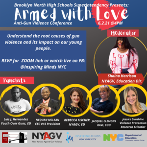 Armed with Love - Anti Gun Violence Conference