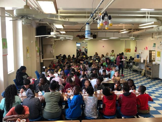 BES Cafeteria