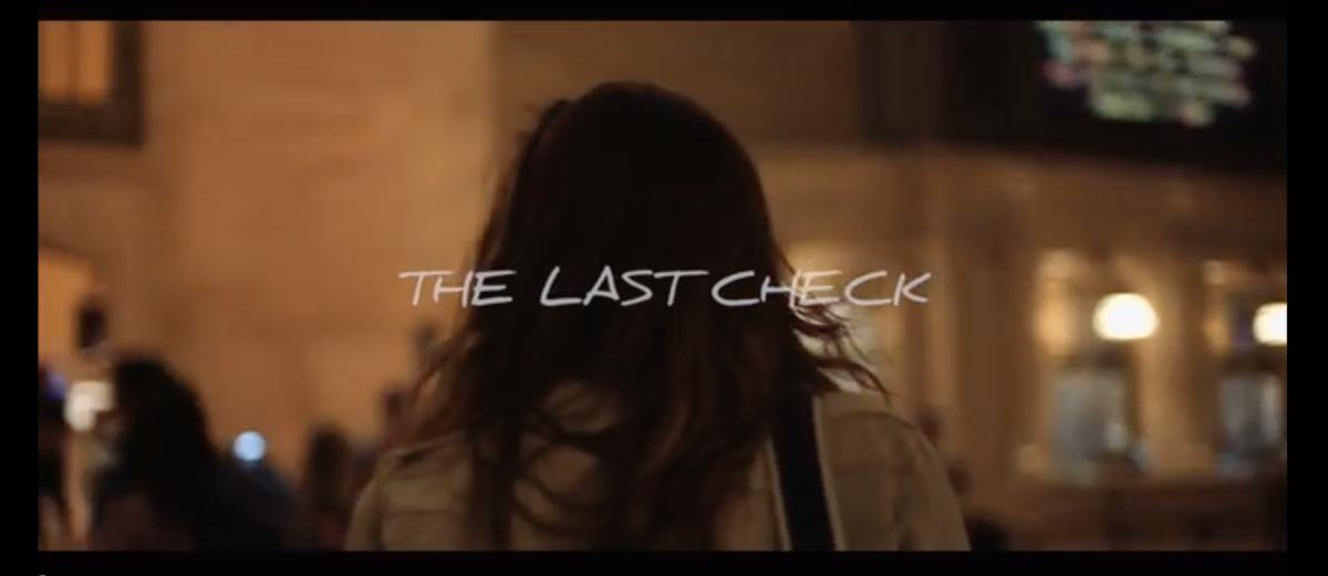 The Last Check short film