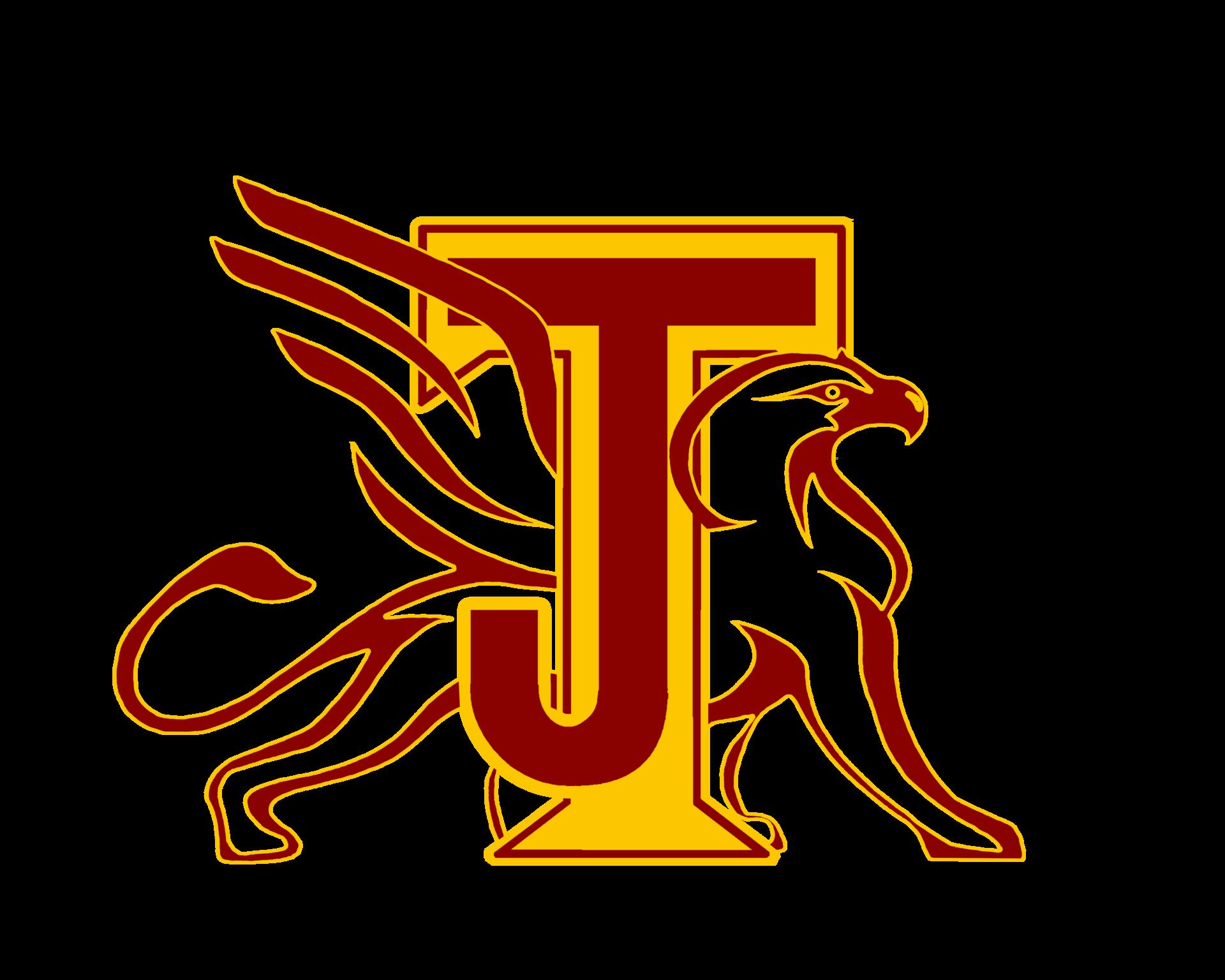 TJCA athletic logo