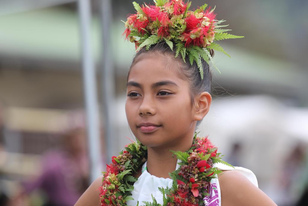 Hawaii princess