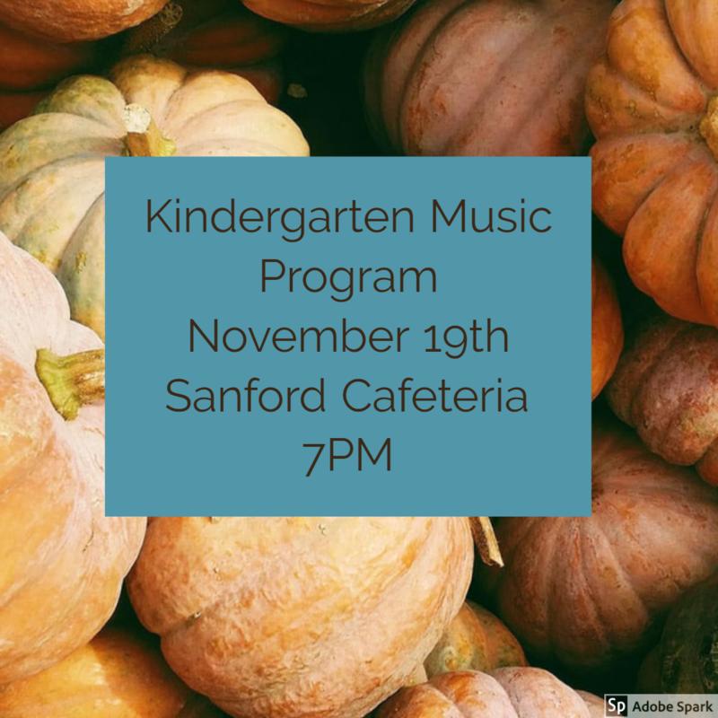 Kinder Music Program Thumbnail Image