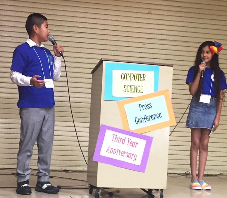 Garvey School District's Chinese Immersion Program