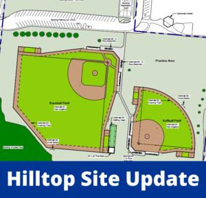 Hilltop Site Update