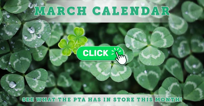 March 2021 PTA Calendar