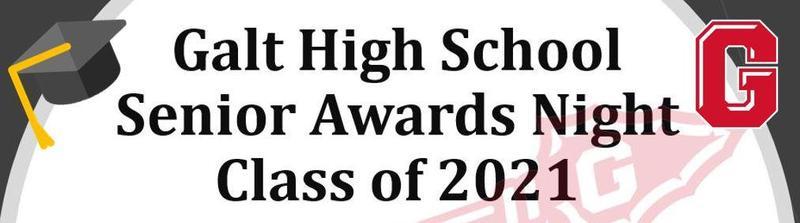 Senior Awards Night 2021 Thumbnail Image