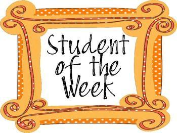 CONGRATULATIONS to our Students of the Week for May 4, 2020 Featured Photo
