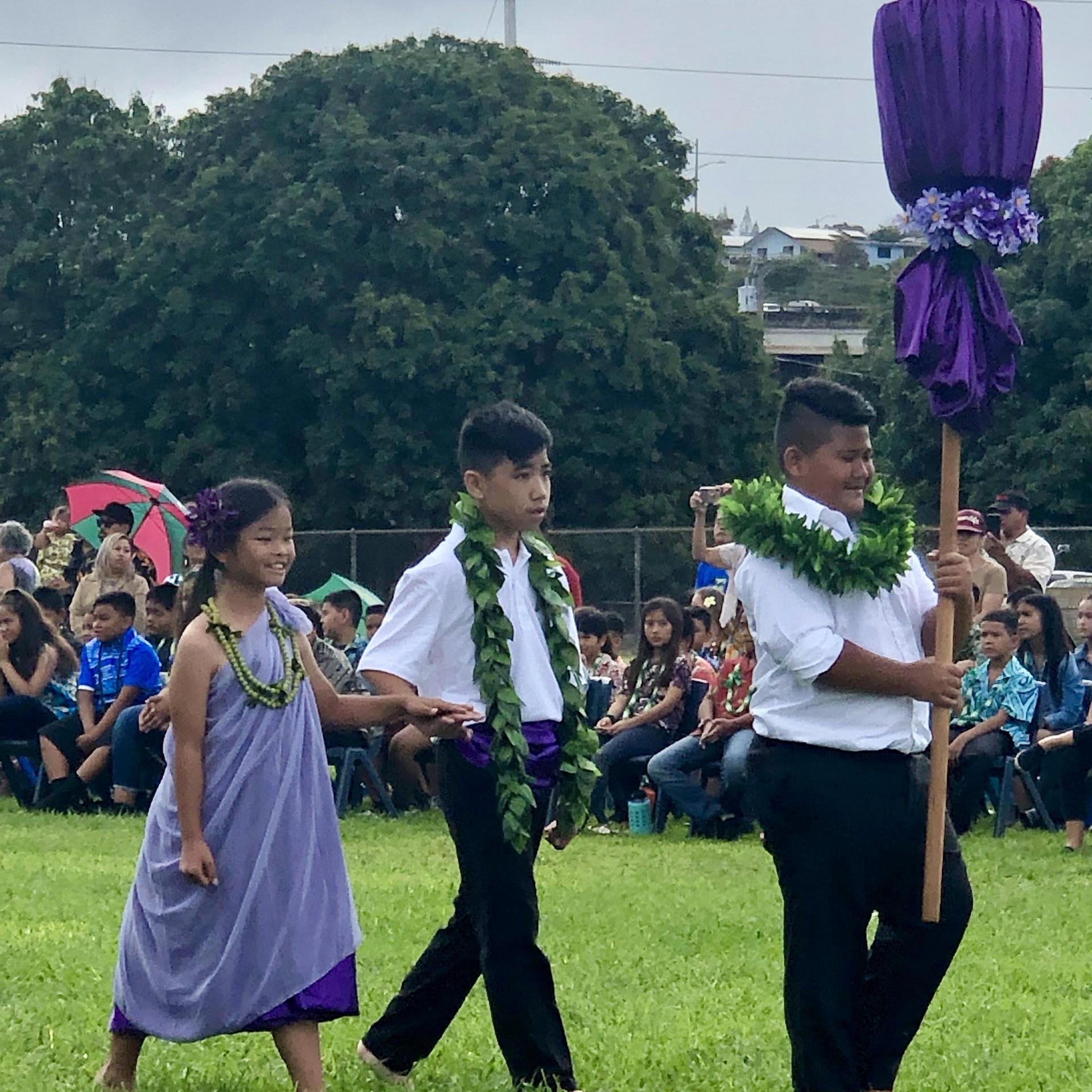 Kauai island princess and escort