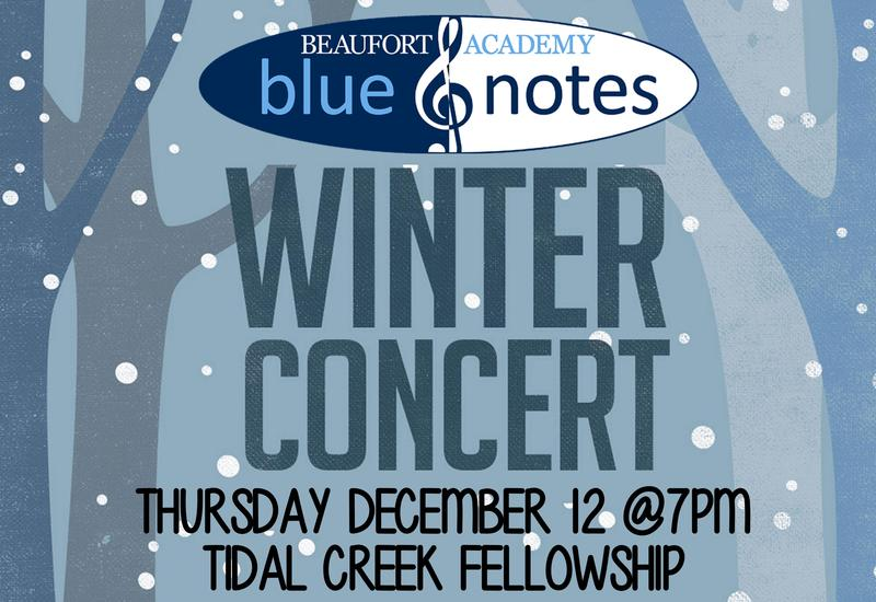 Blue Notes Winter Concert Featured Photo