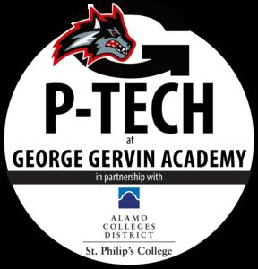 GGA P-TECH Logo