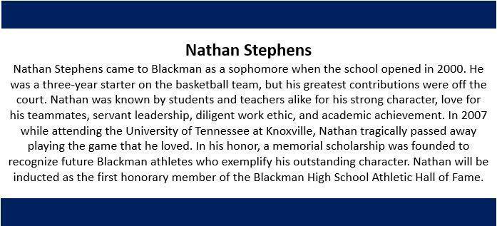 Nathan Stephens