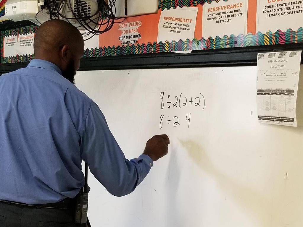 Mr. Jordan and Math