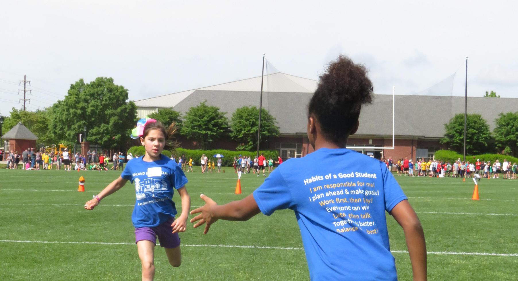 Field Day at Tusculum College