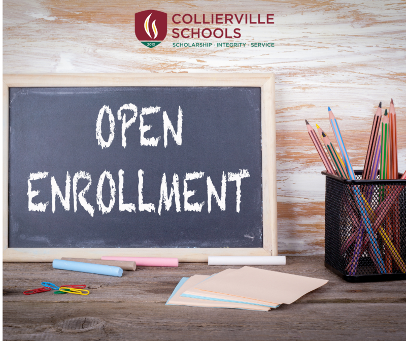 Open Enrollment Now Available for Applicants  (not applicable to kindergarten students school year 2021/2022) - 1/18 through 2/19 Featured Photo