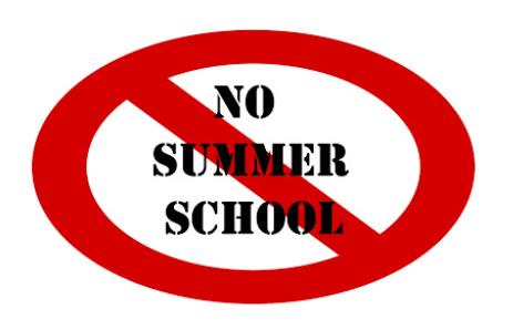 No Summer School This Year Thumbnail Image